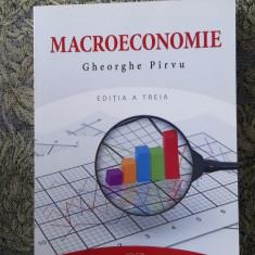 MACROECONOMIE - GHEORGHE PARVU