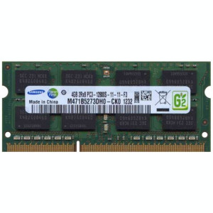 Memorii Laptop SODIMM Samsung 4GB DDR3 PC3-12800S 1600Mhz 1.5V