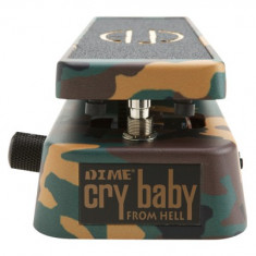 Dunlop Dimebag Crybaby From Hell Wah Pedal