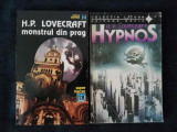 H.P. Lovecraft - Monstrul din prag. Hypnos  (2 vol.)