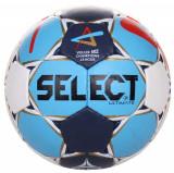 HB Ultimate Champions League 2018 minge handball alb-albastru n. 3