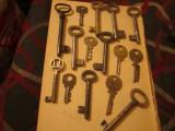 25 buc chei vechi a8
