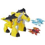 Jucarie baieti Transformers Bumblebee Gardien Chevalier, 2-4 ani, Baiat
