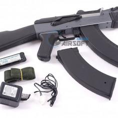 Pusca Airsoft Kalashnikov AK47 Spetsnaz