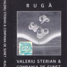Caseta audio: Valeriu Sterian & Comapnia de sunet - Ruga ( 1998 - originala ), Casete audio