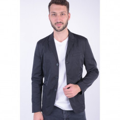 Sacou Selected Shd Maxi Blazer Negru