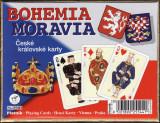 Cărți de joc Cehia_ Bohemia și Moravia. Piatnik.