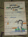 RWX 35 - ROMANUL ADOLESCENTULUI MIOP - MIRCEA ELIADE - EDITATA IN 1989