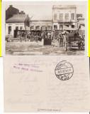 Storojinet  (Bucovina) - rara, militara WWI, WK1, cenzura, Circulata, Printata