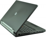 Laptop HP 8570w, i7-3740QM,2.70GHz, Intel Core i7, 120 GB, 15