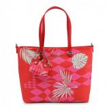 Geanta Dama Versace Jeans  Geanta Dama Rosie Shopping Bag, Geanta sacosa, Rose, Asemanator piele