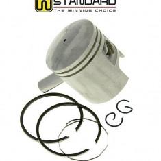 Kit Piston + Segmenti Scuter Suzuki AP - 43mm - bolt 10mm  - W Standard