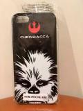Carcasa capac spate telefon Ipone 5/ 5s, imagine Chewbacca din Star Wars, Negru