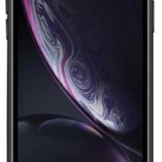 Telefon Mobil Apple iPhone XR, LCD Liquid Retina HD 6.1inch, 128GB Flash, 12MP, Wi-Fi, 4G, Dual SIM, iOS (Black), Negru, Neblocat
