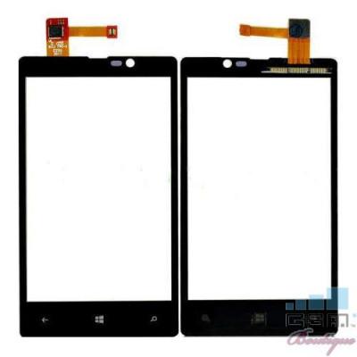 Touchscren Nokia Lumia 820 4,3 inch Negru foto
