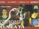 Caseta audio: DJ Project - Lumea ta ( 2003 - originala, stare foarte buna )