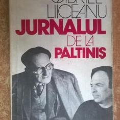 Gabriel Liiceanu - Jurnalul de la Paltinis (1991)