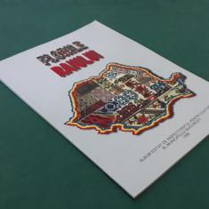 FLORILE RAIULUI/ COLECȚIA DE CUSĂTURI ROMÂNEȘTI MARIA ȘI ROMEO IONESCU/1998