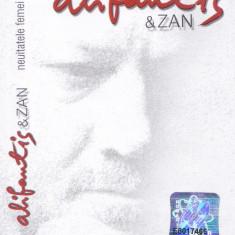 Caseta audio: Alifantis & Zan - Neuitatele femei ( 2002 - originala ), Casete audio
