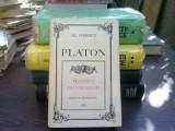 Al. Posescu - Platon. Filosofia dialogurilor