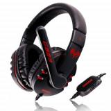 Casti Gaming Somic G923 (Negre)