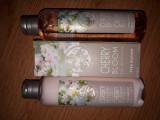 Set parfum flori de cires, gel dus si lapte corp, Yves Rocher