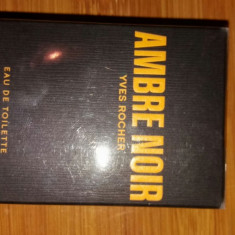 Parfum Ambre noir 50 ml, Apa de toaleta, Yves Rocher