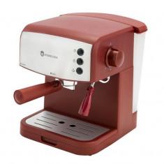 Espressor manual Studio Casa Retro 90 850W 1.5 litri Rosu