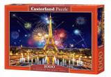 Puzzle Turn Eiffel, 1000 piese, castorland