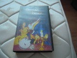 Caeta video originala VHS Walt Disney - Beauty and the beast, prov. Italia, Caseta video, Italiana