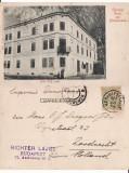 Baile Herculane -Hotel Goth- clasica, rara