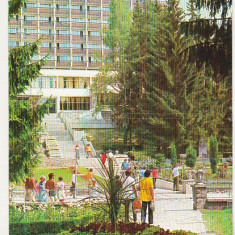 Bnk cp Sovata - Vedere - circulata, Printata