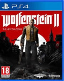 Wolfenstein II (2) The New Colossus PS4