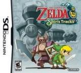 Legend of Zelda: Spirit Tracks DS