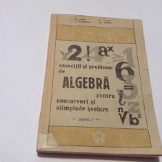 GHEORGHE ANDREI EXERCITII SI PROBLEME DE ALGEBRA PENTRU CONCURSURI SI OLIMPIADE