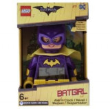 Ceas Desteptator Lego Batman Batgirl