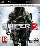 Sniper Ghost Warrior Limited 2 PS3