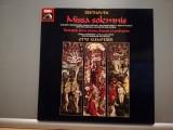 BEETHOVEN – MISSA SOLEMNIS – 2LP BOX SET (1972/EMI/FRANCE) - Vinil/Impecabil, Electrola