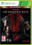 Metal Gear Solid 5 The Phantom Pain Xbox 360