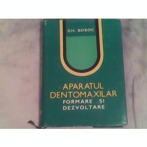 Aparatul dentomaxilar-formare si dezvoltare-Dr.Gh.Boboc