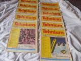 Revista Tehnium 1985  nr.1, 2,4,5,6,7,8,9,10,11,12