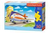 Puzzle Avion, 30 piese, castorland