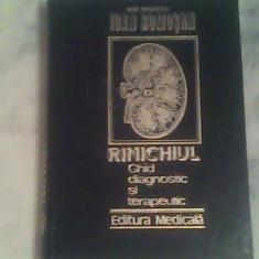 Rinichiul-ghid diagnostic si terapeutic-Ioan Romosan, Alta editura