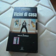 Caseta video VHS originala, VECINII (John Belushi, Dan Aykroyd), 1981, Italia, Italiana