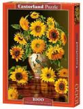 Puzzle Floarea Soarelui, 1000 piese, castorland