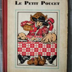 Charles Perrault - Le petit poucet (ilustrații de M. Pignal)