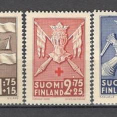 Finlanda.1942 Crucea Rosie-Steme ale Landurilor  KF.240