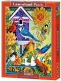 Puzzle Pasari, 1000 piese, castorland