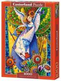 Puzzle Inger pictat, 1000 piese, castorland