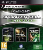 Splinter Cell Trilogy HD Collection PS3